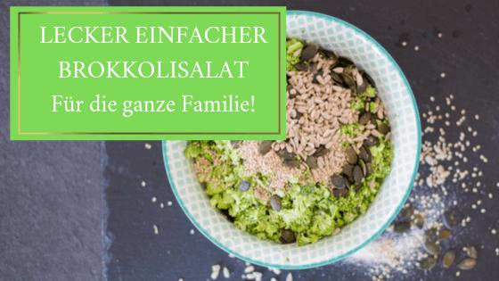 Magisch einfacher Salat, schnell gemacht!