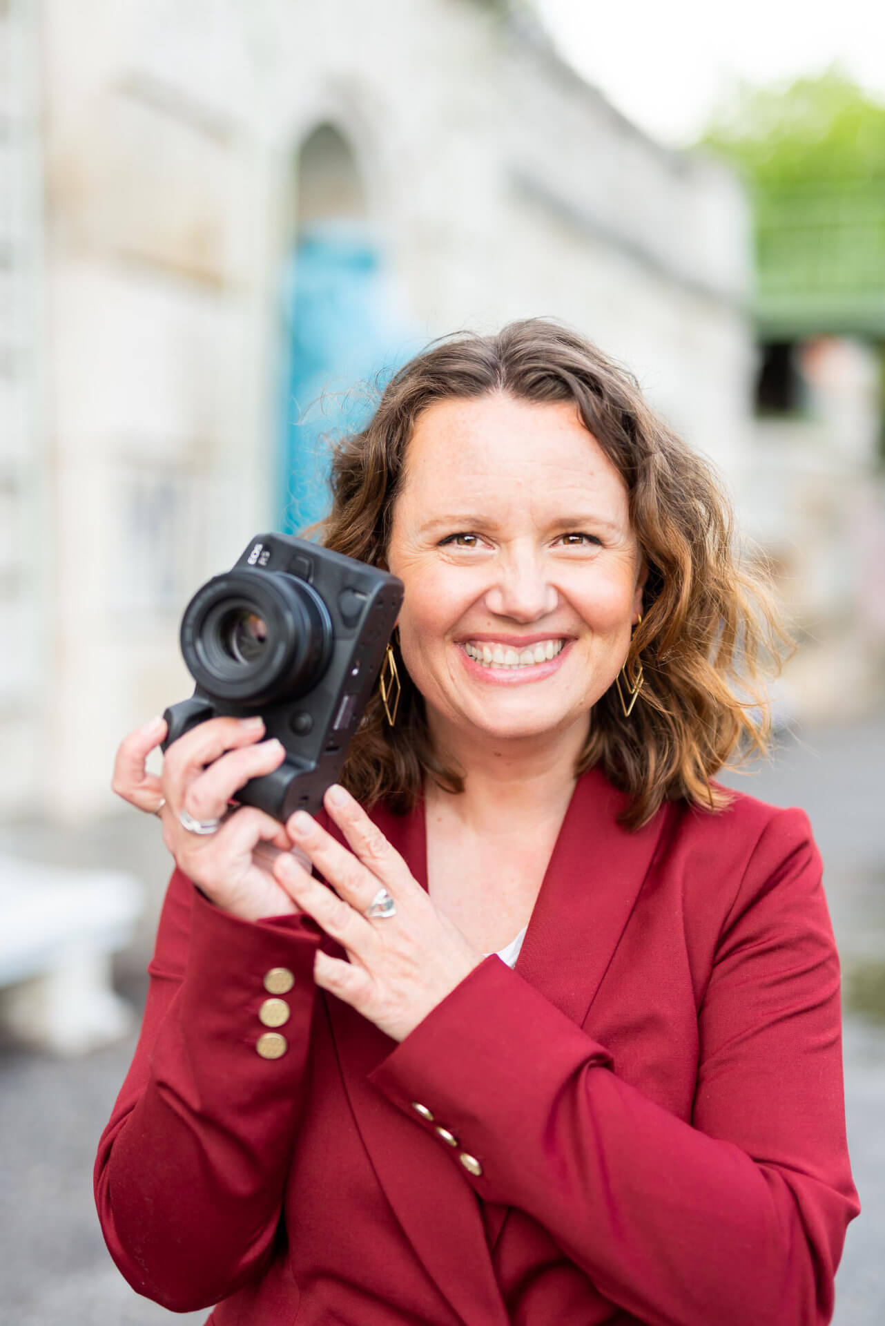 Portrait Photographer for Women